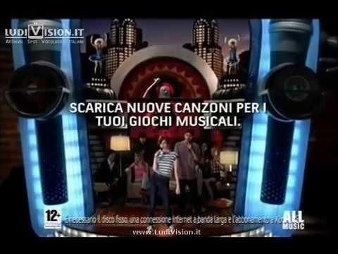 "Xbox 360 ""Tanti Giochi"" - Lips (2009)"