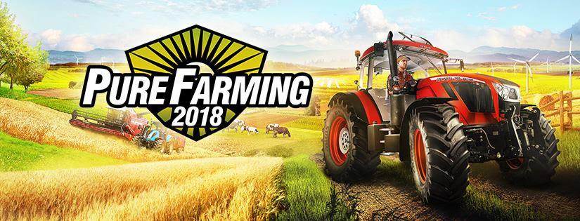 """סיקור: """"Pure Farming 2018"""", גרסה מוקדמת"""