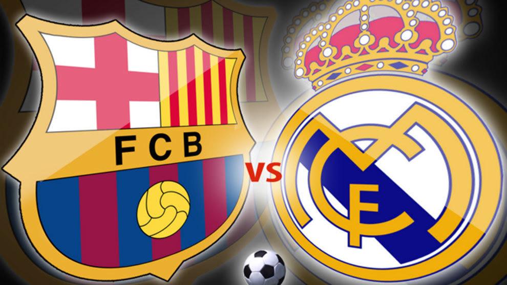 برشلونة ريال مدريد بث مباشر