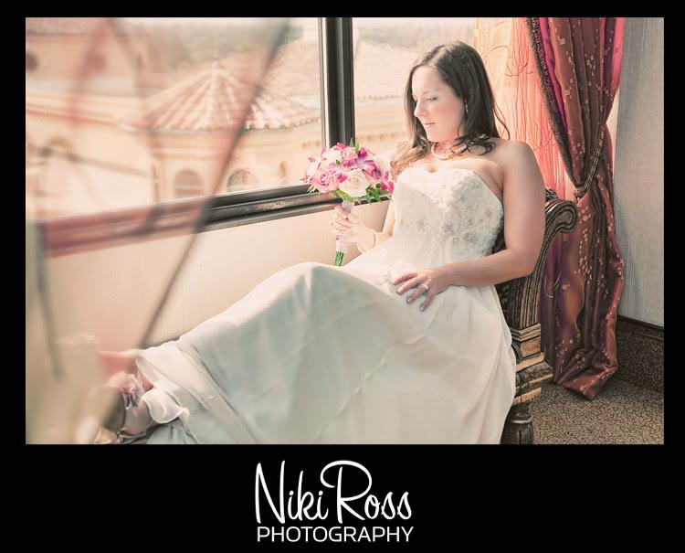 Bride&window