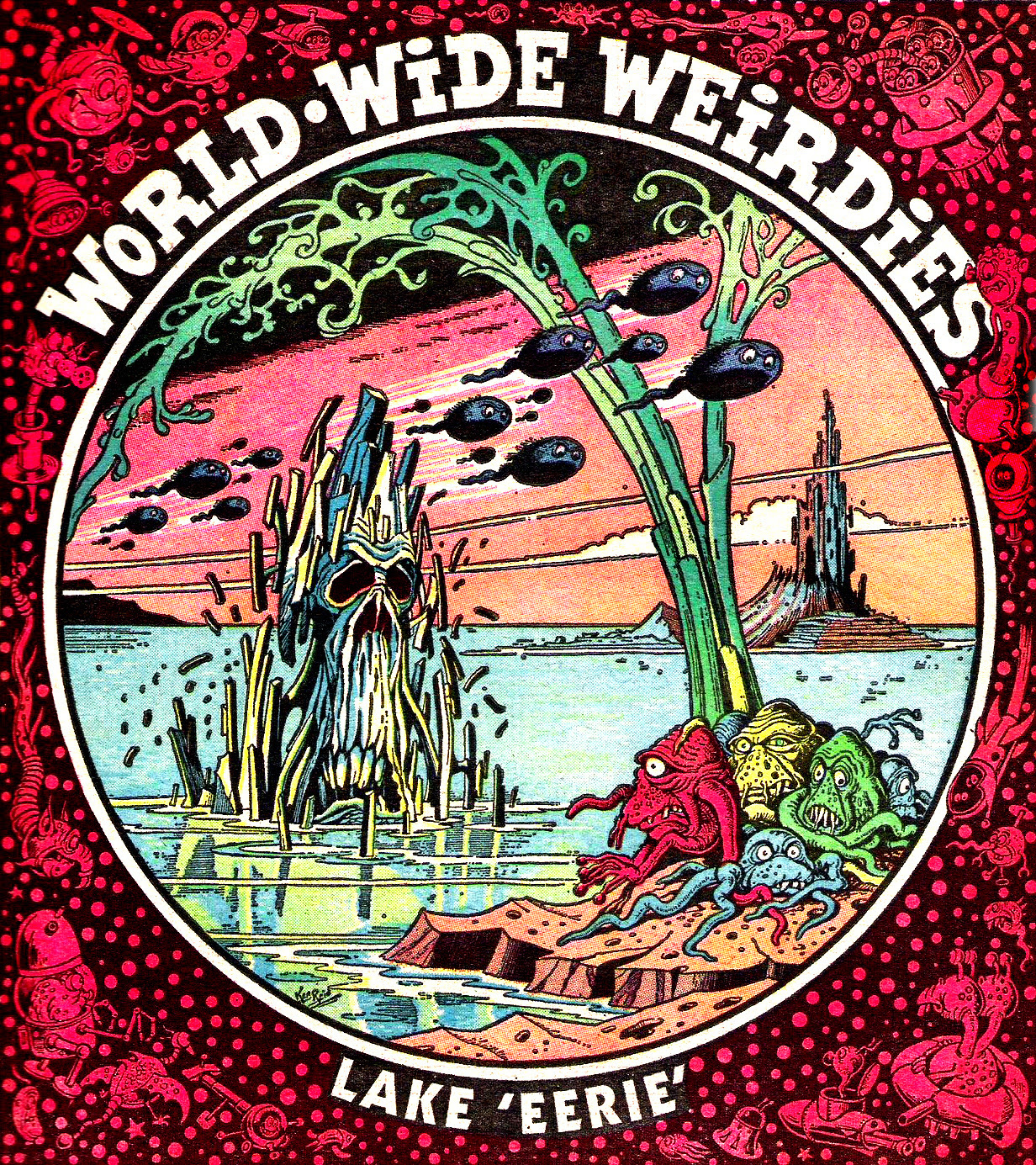 Ken Reid - World Wide Weirdies 35