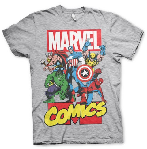 Marvel Comics T Shirts Wholesale