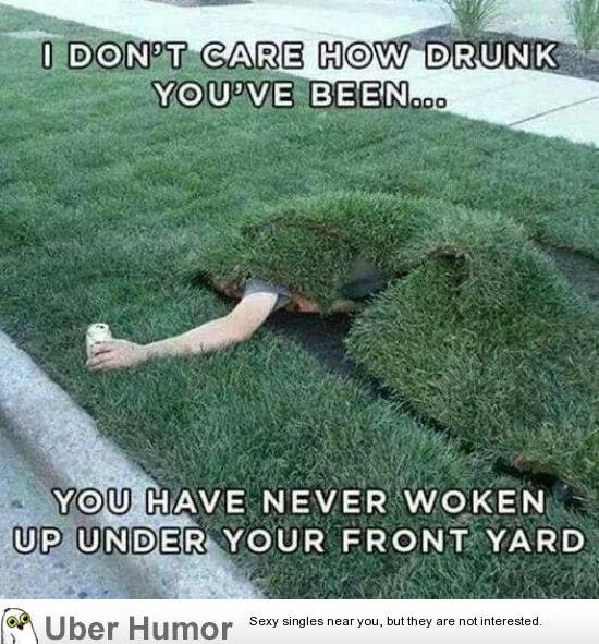 Taking Drunk To The Next Level Funny Pictures Quotes Pics