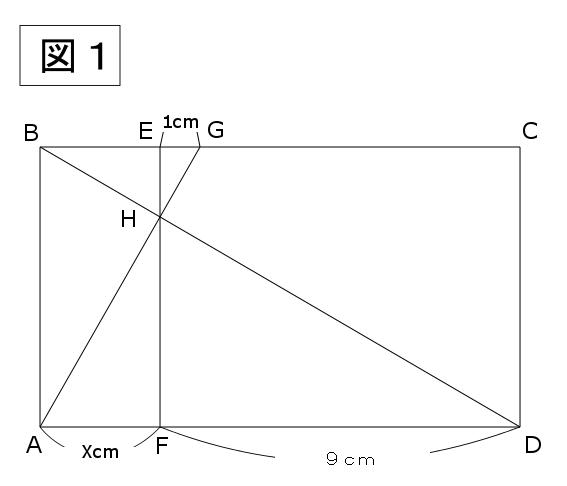 算数平面図形長さの問題 まいにち一題 中学受験問題