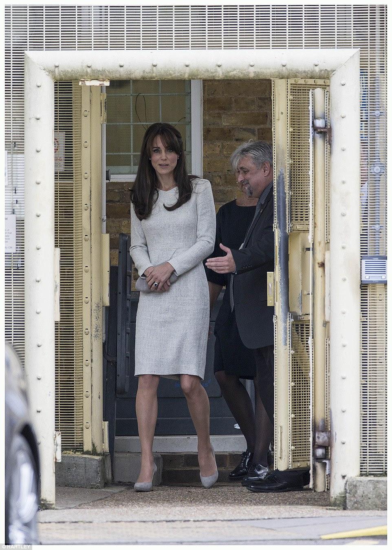 Niezapowiedziana wizyta księżnej Cambridge + ostatnie wyjścia hrabiny Wessex.