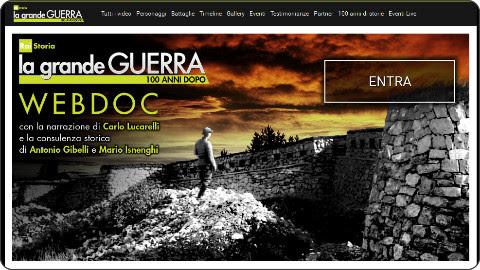 http://www.grandeguerra.rai.it/webdoc.aspx