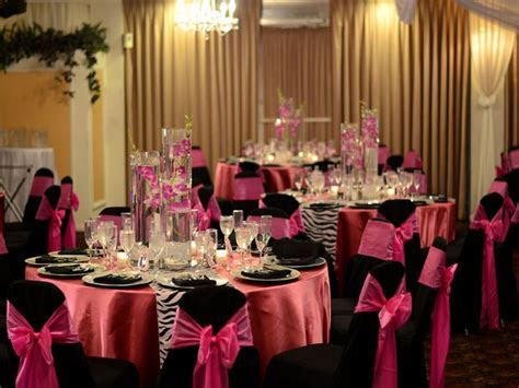 Simple Table Decorations For Banquets   Party and