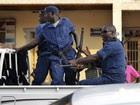 Explosões abalam capital do Burundi horas antes da eleição presidencial