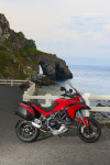 2012 Ducati Multistrada 1200 S Pikes Peak Edition and Grandturismo