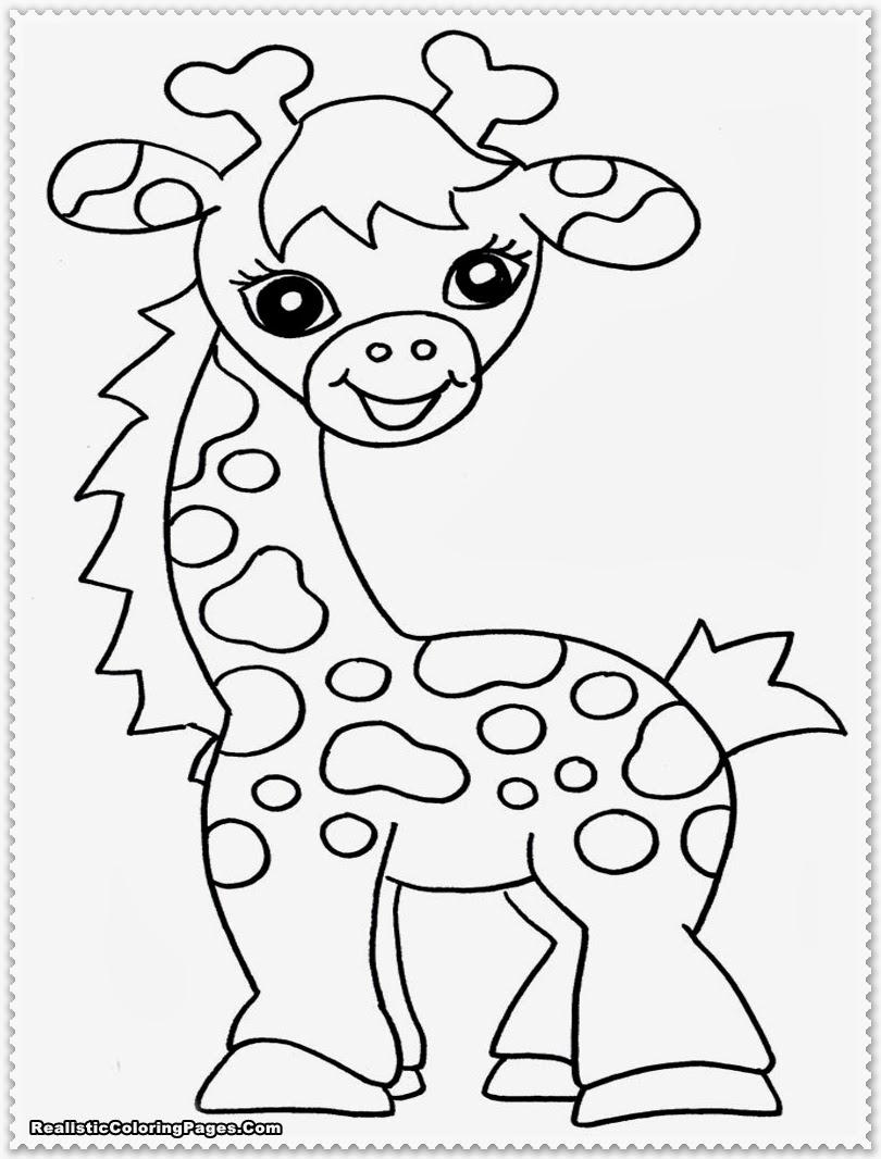 Jungle Animals Drawing at GetDrawings   Free download