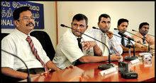 Doctors V. Shanmugarajah, Thurairaja Varatharajah, Thangamuttu Sathiamurthi, Sivapalan and Ila