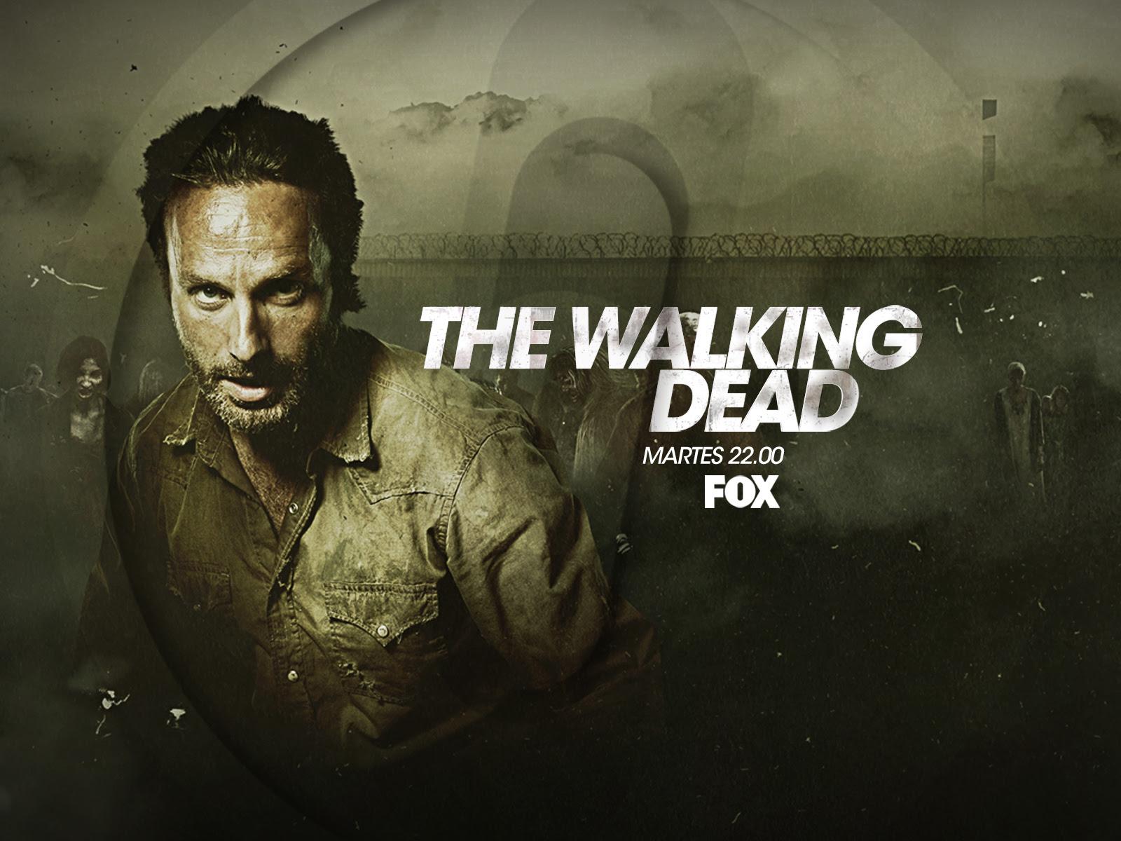 Walking Dead Rick Wallpaper 1600x1200 56801