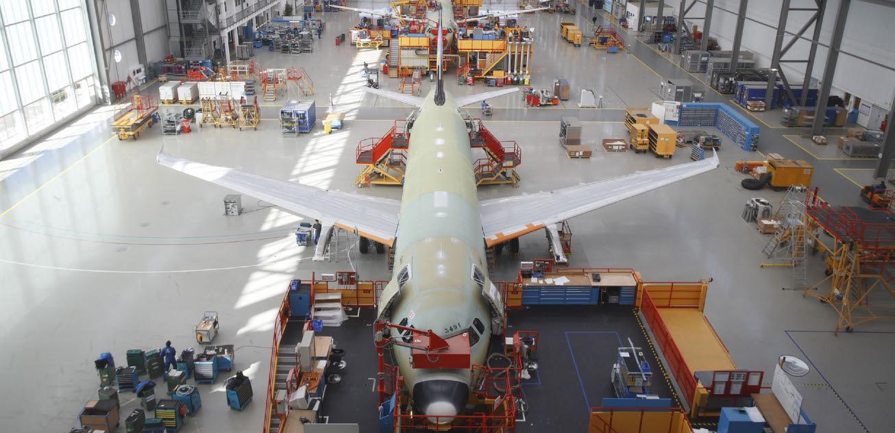 Der Kampf einer Stadt um ihr Airbus-Werk