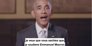 Dans-une-video-Barack-Obama-apporte-son-soutien-a-Emmanuel-Macron