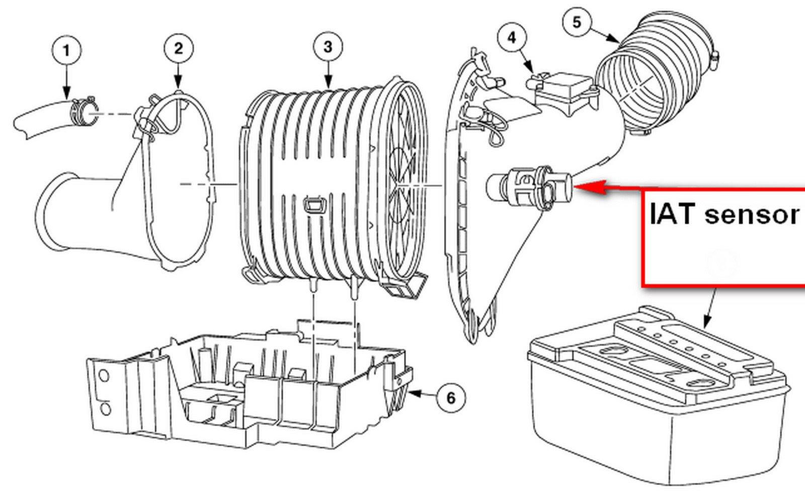 34 73 Powerstroke Sensor Location Diagram