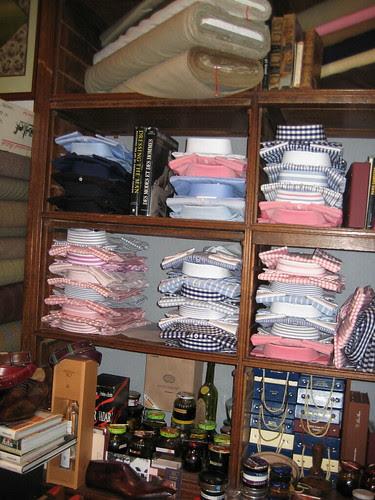 Marc Guyot shirts & custom finishes