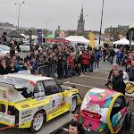 Le Rallye d'Épernay déménage au parc Roger-Menu