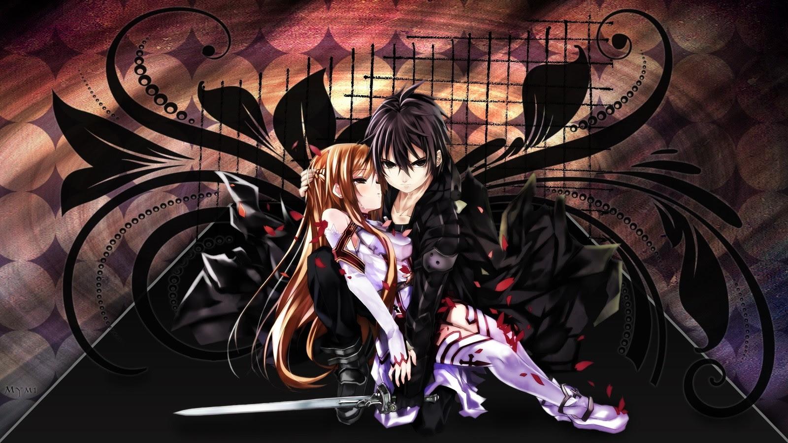 Sword Art Online Sword Art Online Wallpaper 37657164 Fanpop