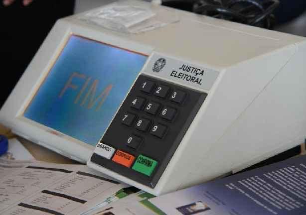 As urnas eletrônicas foram usadas pela primeira vez em 1996. Foto: Elza Fiúza/ABr