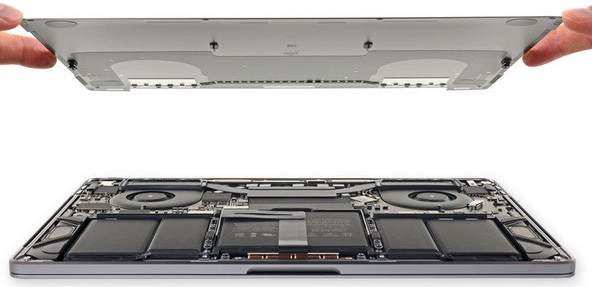 MacBook Pro 2018 Teardowns
