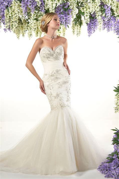 Dress   JADE DANIELS BRIDAL Collection: Style 1031   Jean