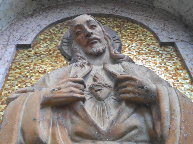 Sacro cuore di Gesù, Virgilio Milani, Rovigo