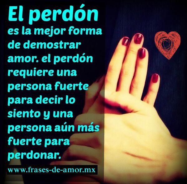 Frases De Amor El Perdon Imagenes Gratis