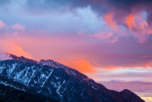 Snowbird view