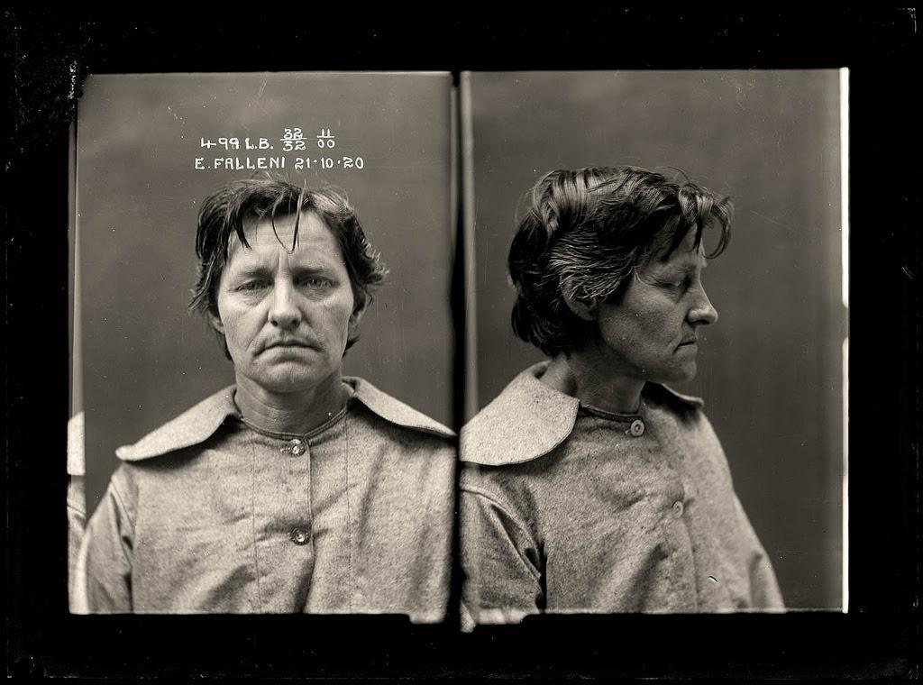 photo police sydney australie mugshot 1920 33 Portraits de criminels australiens dans les années 1920  photo photographie histoire featured art