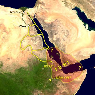 NC Punt Sudans Aromatic Culture