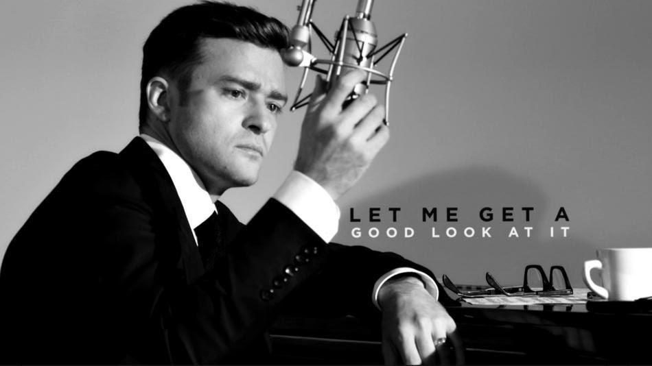 Suit & Tie (Promo), Justin Timberlake