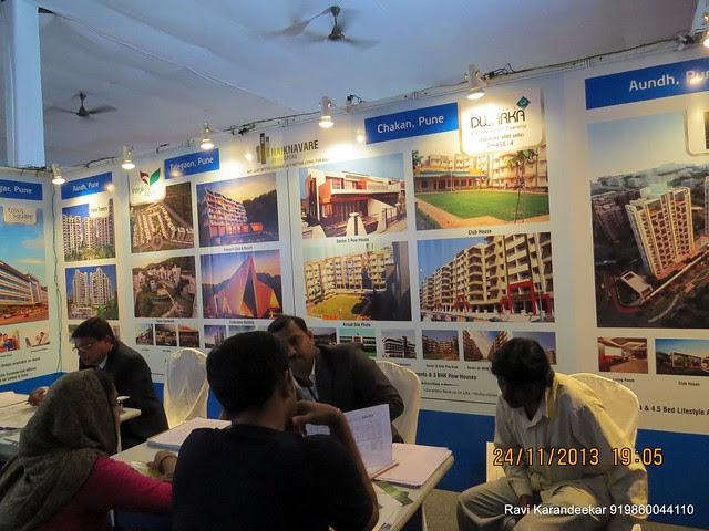 www.naiknavare.com - Naiknavare Eagle's Nest Town Houses Row Houses Duplex Houses & 3 BHK Flats at Vadgan Maval - Dwarka at Chakan - Pune Property Exhibition, Times Property Expo 'Investment Festival 2013', 23rd & 24th November 2013