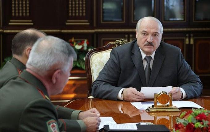 Лукашенко рассказал, как бандюганы из ЕС организовали транзит мигрантов через Беларусь