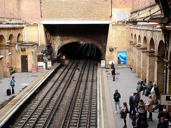 la station paddington