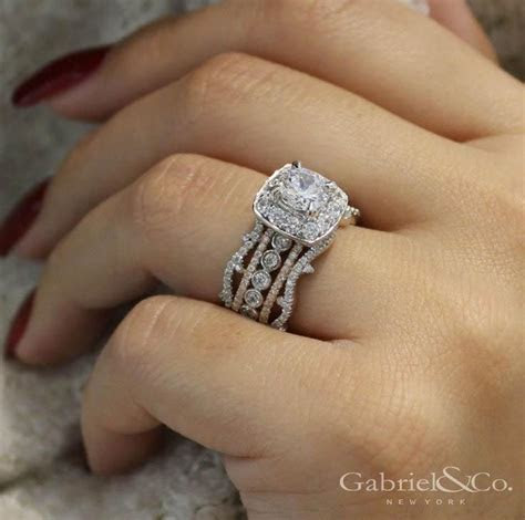 33 best Gabriel & Co. Stackable Rings images on Pinterest