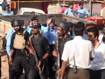 Gunmen shot dead a Pakistani army brigadier and his driver in...