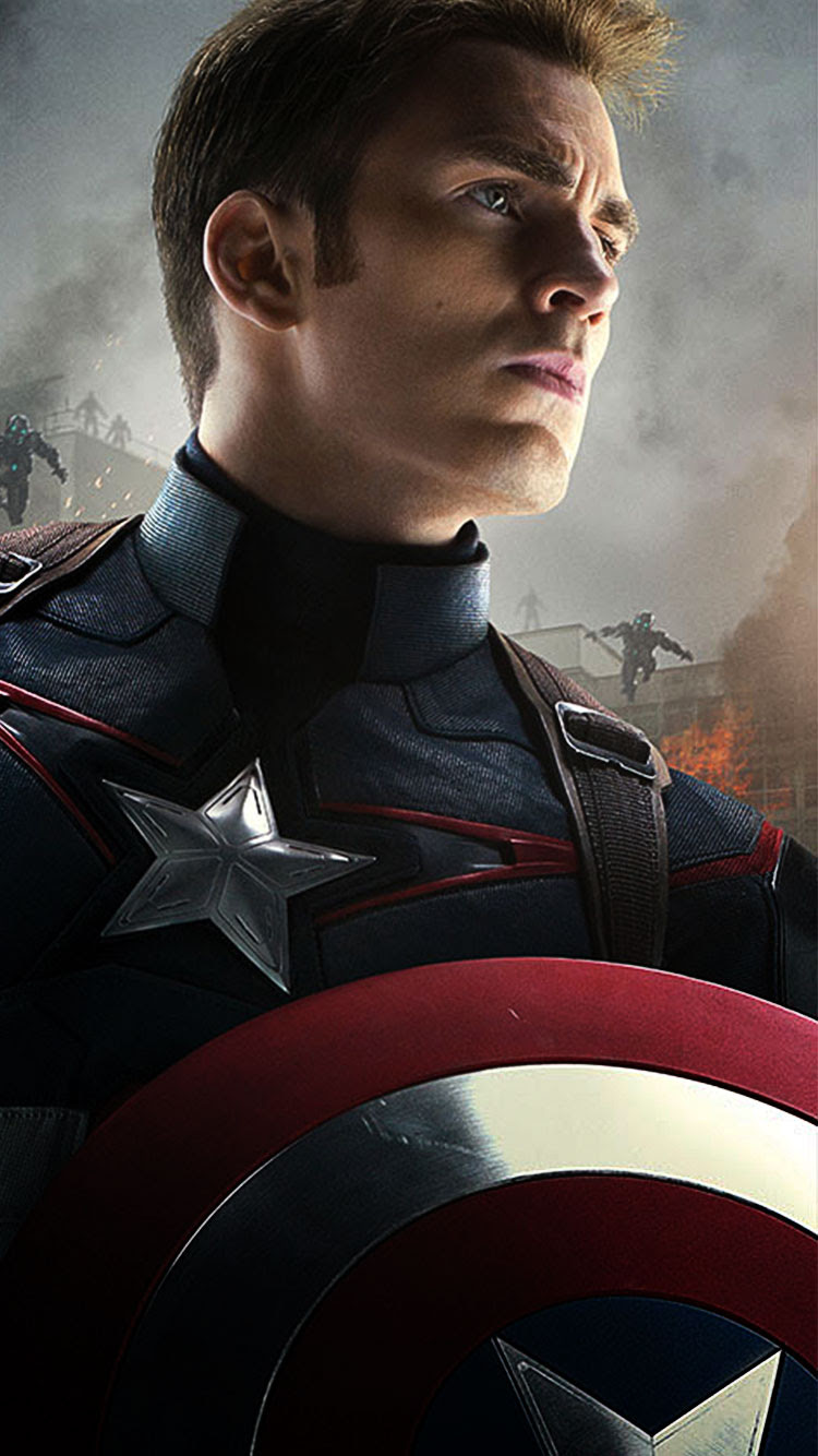 Captain America 2 Iphone Wallpaper | Best HD Wallpapers