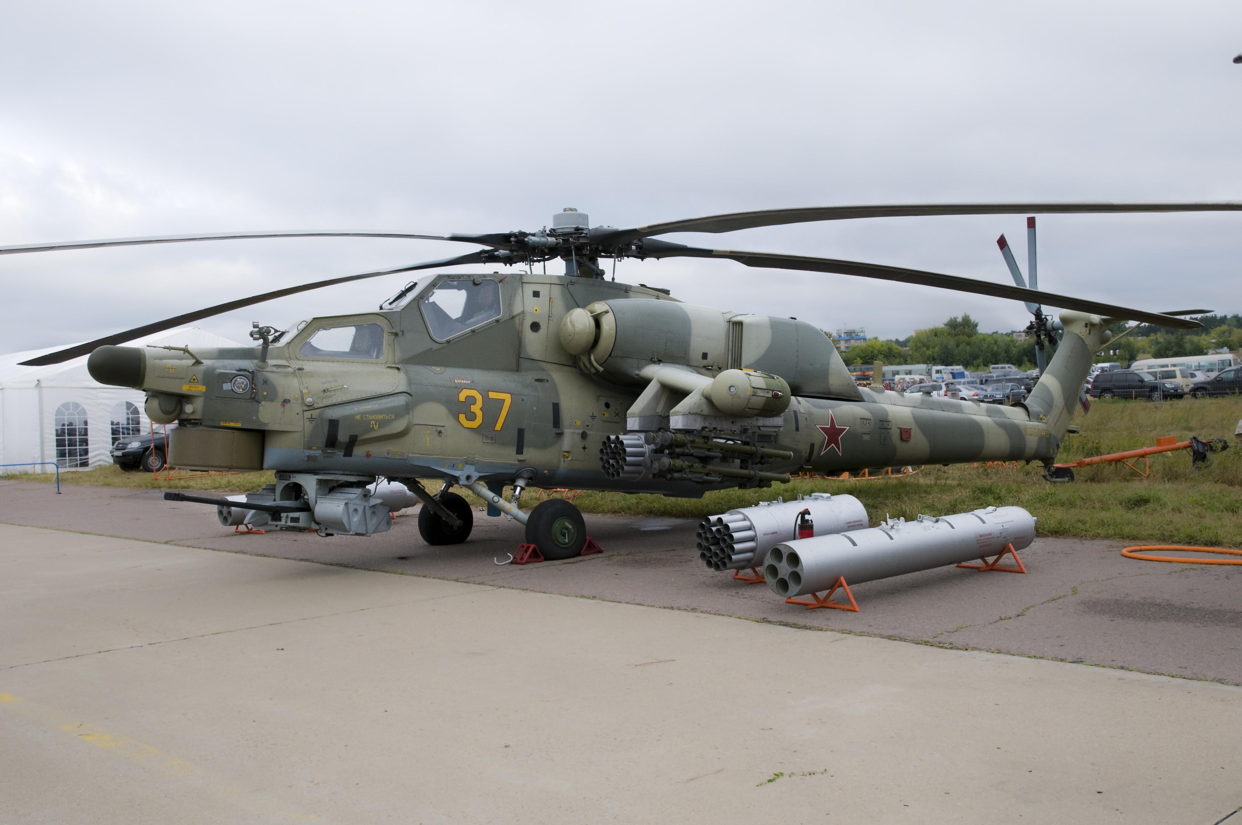 Resultado de imagen de Ka-226-80 y Ka-52, los cazas MiG-29 y Mig-31BM, l