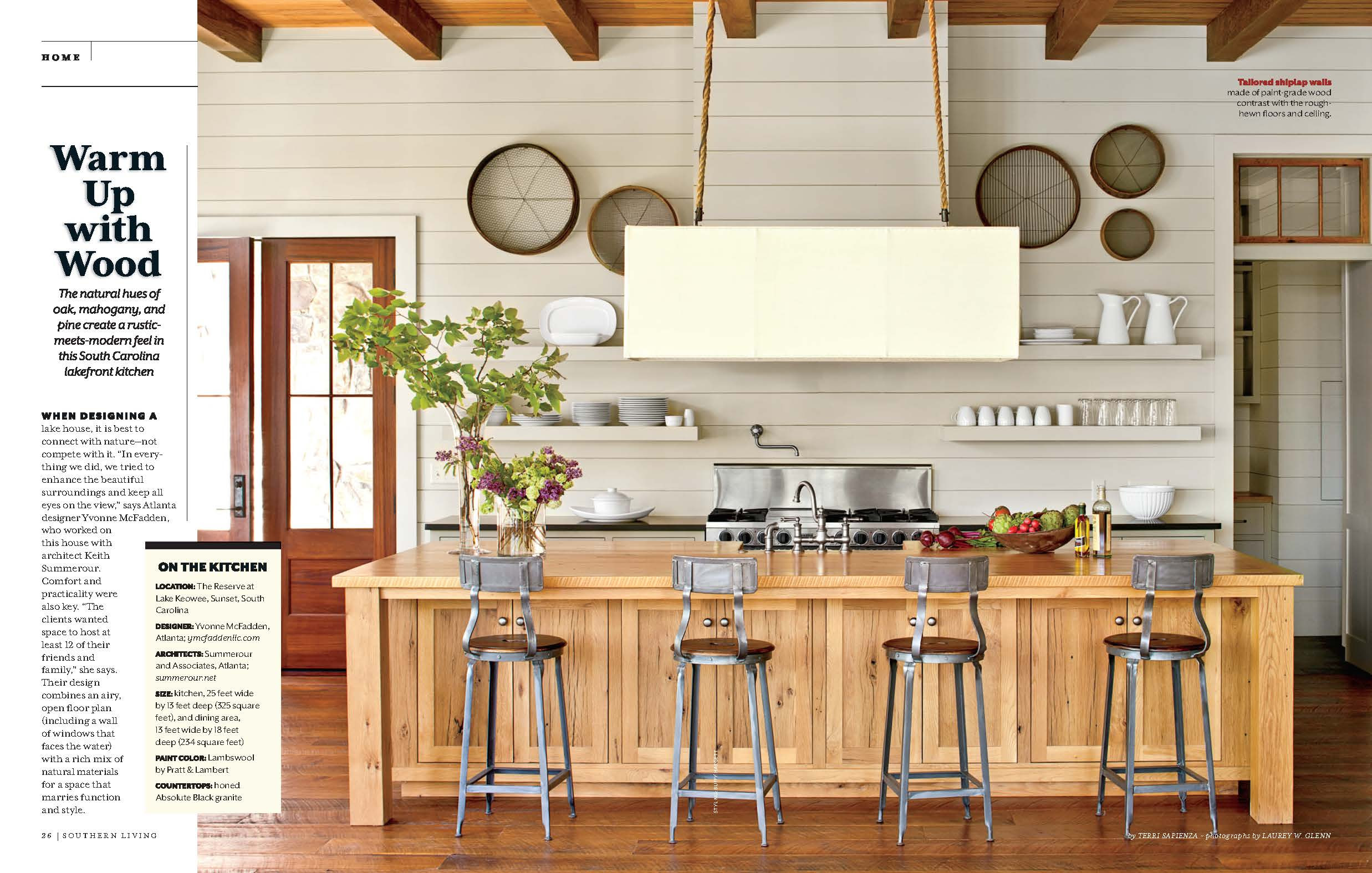 Reserve Residence Featured In Southern Living Magazine The Reserve