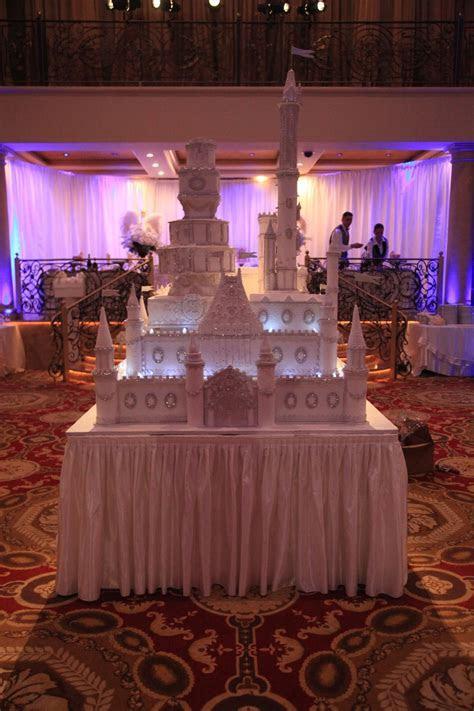 Castle Wedding Cake   CakeCentral.com