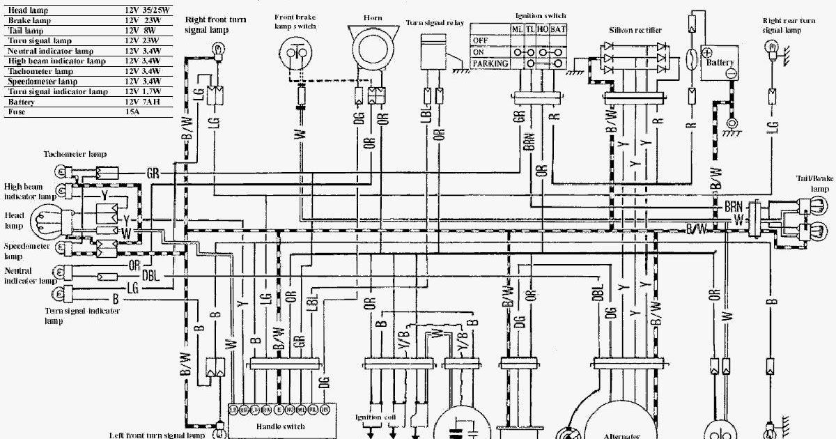 1975 Honda Cb750 Wiring Schematics | schematic and wiring ...