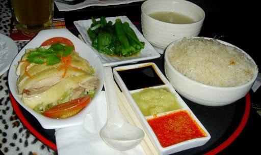 resepi nasi ayam azlina ina