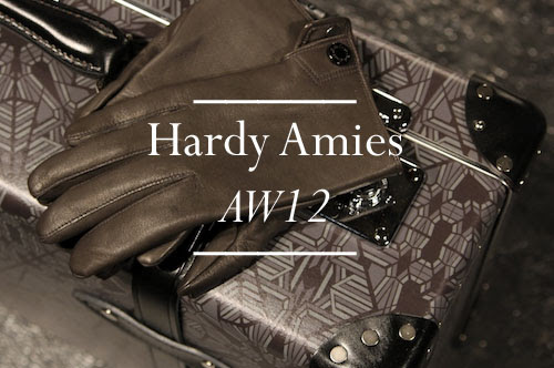 Hardy Amies - Feature Button