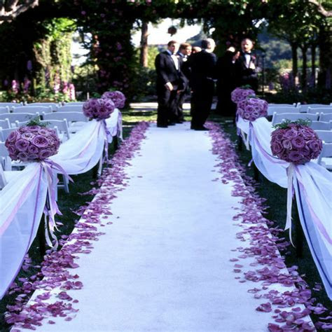 ft fine wedding bridal satin aisle runner  colors