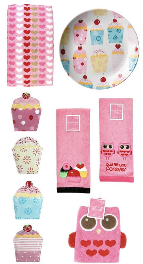 Cupcake Kitchen Theme Decor Design Love Sugary Sweet Goodness