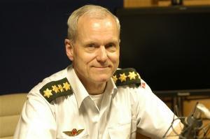 Председатель Военного комитета НАТО посетил украинский фрегат в Аденском заливе