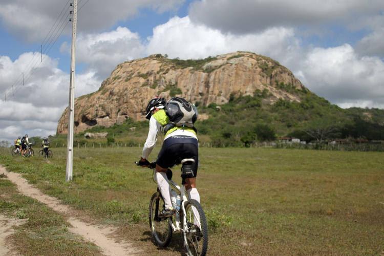 Participantes vão encontrar muitos obstáculos nas trilhas