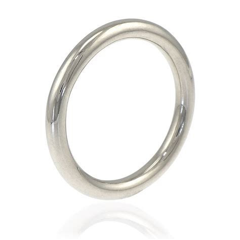 3mm halo wedding ring in 18ct gold or platinum by lilia