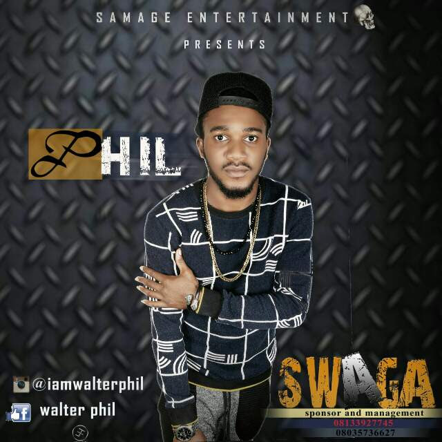PHIL – Swaga (prod. Jay Pizzle)