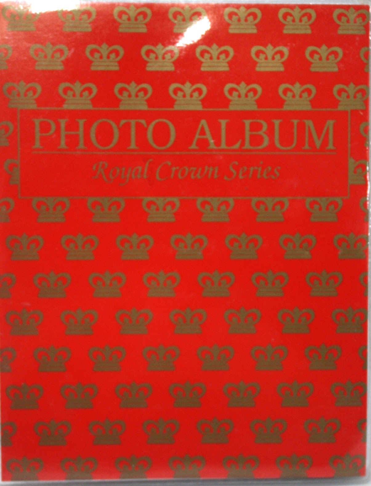 Photo Album 24 Pkt 35x5 Federal Correctional Supply Service